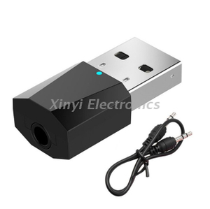 Wireless Stereo Audio Transmitter Portable Bluetooth 4.2 Audio Adapter for TV and Other Wired Audio Device