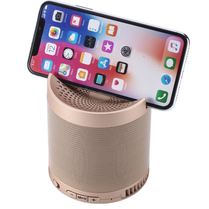 Mini Bluetooth Speakers With MobilePhone Holder