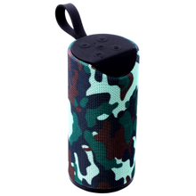 Portable Outdoor Mini clothes fabric Bluetooth Speakers