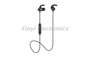 BlueTronix Sports Wireless Magnetic Control Bluetooth In-ear Headphones with Mic